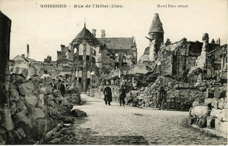 Soissons - Rue de l'Hôtel-Dieu_0