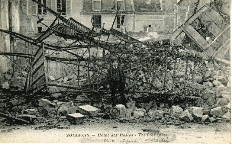 Soissons - Hôtel des Postes_0