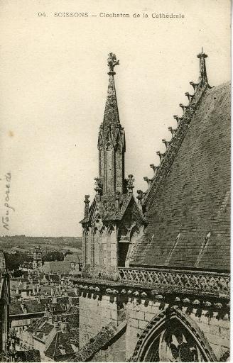 Soissons - Clocheton de la Cathédrale_0
