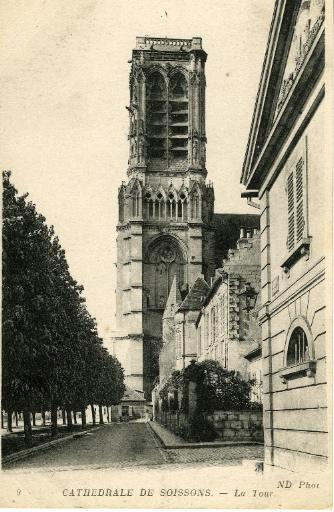 Cathédrale de Soissons - La Tour_0