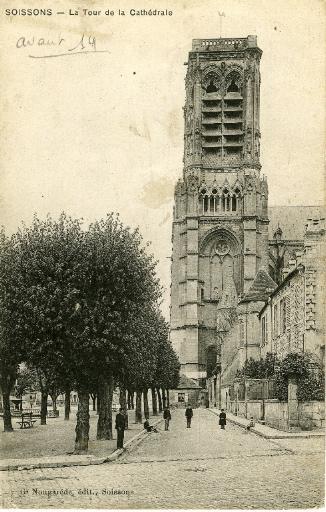 Soissons - La Tour de la Cathédrale_0