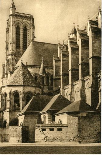 Cathédrale de Soissons - Partie méridionale (XIIe et XIIIe siècle) - Croisillon Sud_0