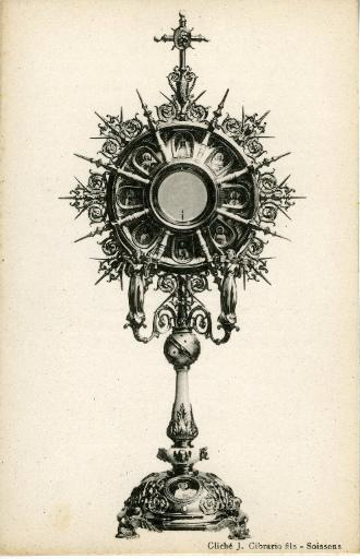 Ostensoir de la cathédrale de Soissons_0