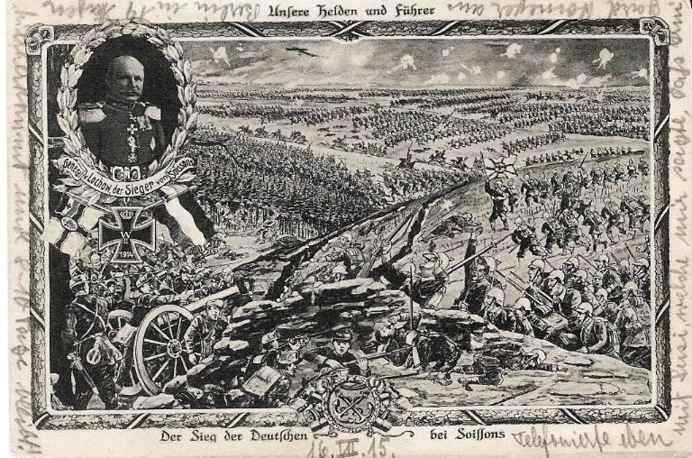 Unfere helden und fûhrer - Der Sieg der Deutchen bei Soissons_0