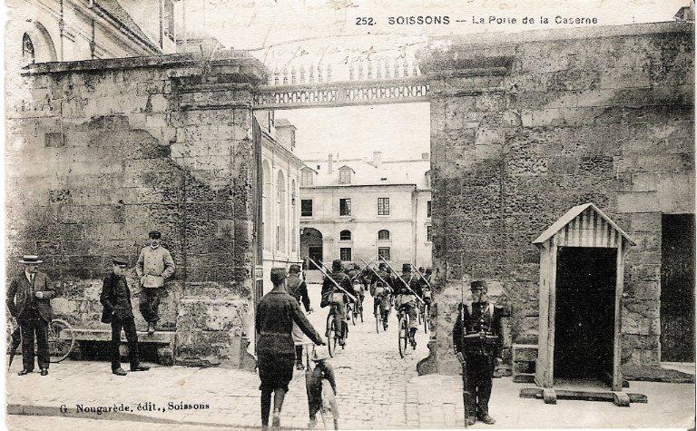 Soissons - La Porte de la Caserne_0