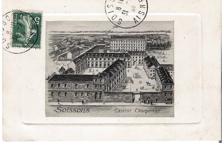 Soissons - Caserne Charpentier_0