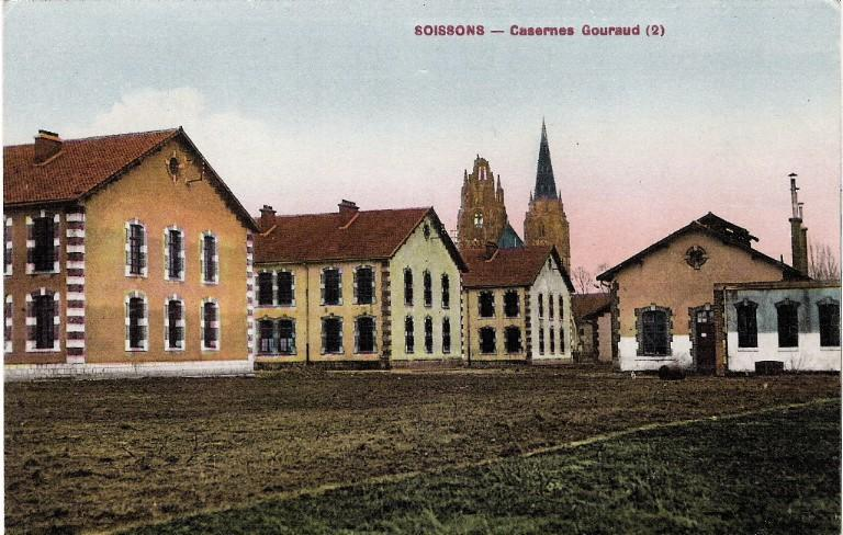 Soissons - Casernes Gouraud_0