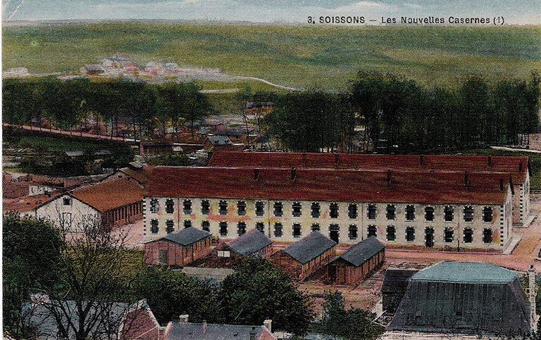 Soissons - Les Nouvelles Casernes_0