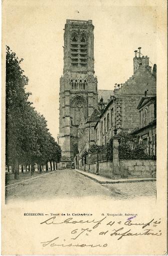 Soissons - Tour de la Cathédrale_0