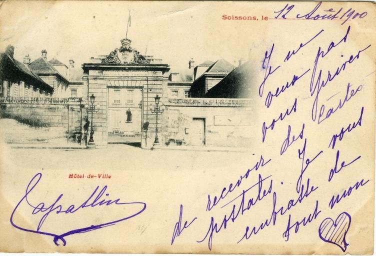Soissons - Hôtel de Ville_0