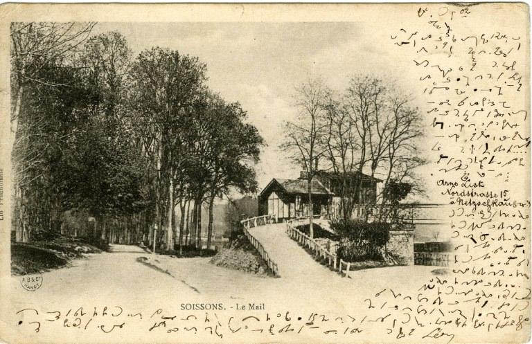 Soissons - Le Mail