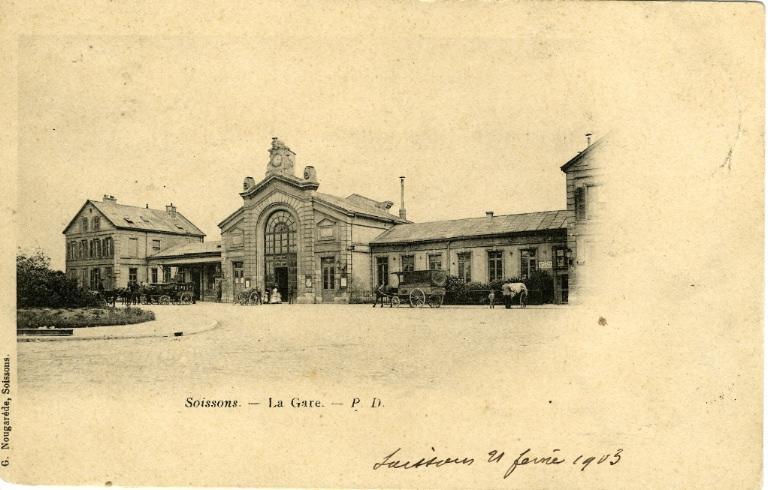 Soissons - La gare_0