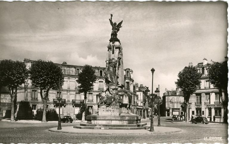 Soissons - Place de la République