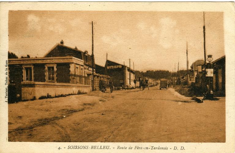 Soissons - Belleu - Route de Fère-en-Tardenois_0