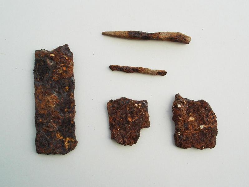plaque (fragment)
