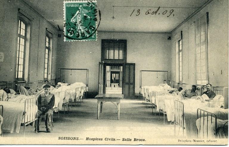 Soissons - Hospices Civils - Salle Broca_0