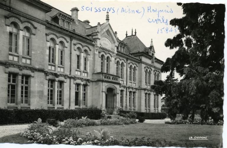 Soissons - Hospice civil_0