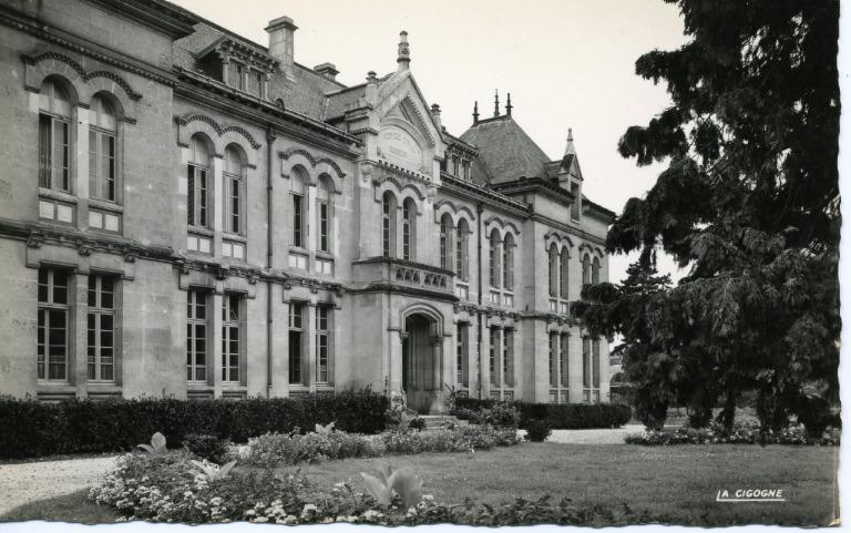 Soissons - Hospice civil