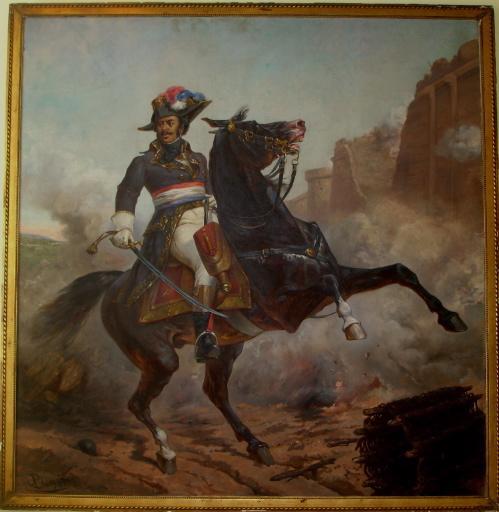 Portrait du Général Dumas_0