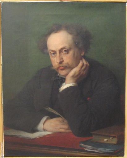 Portrait d'Alexandre Dumas fils_0