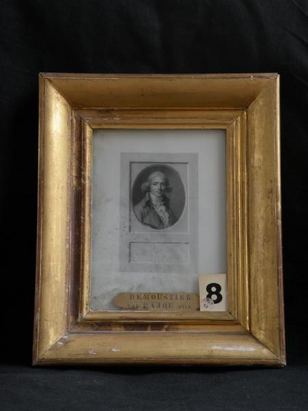Portrait de Charles Albert Demoustier (titre factice)