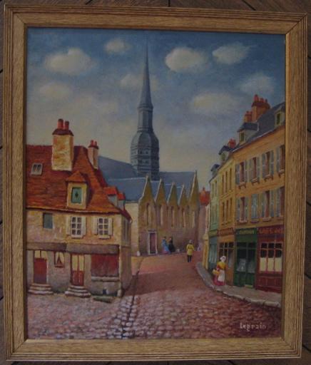 Rue et église de Villers-Cotterêts_0