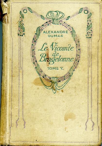 Le Vicomte de Bragelonne. Tome V