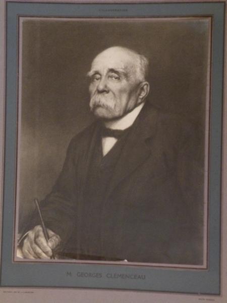 Portrait de M. Georges Clémenceau_0