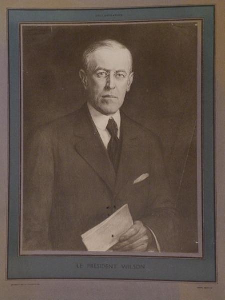 Portrait du Président Wilson_0