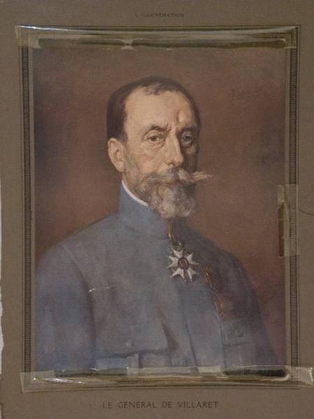Portrait du Général de Villaret_0