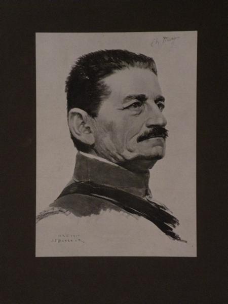 Portrait du général Mangin_0
