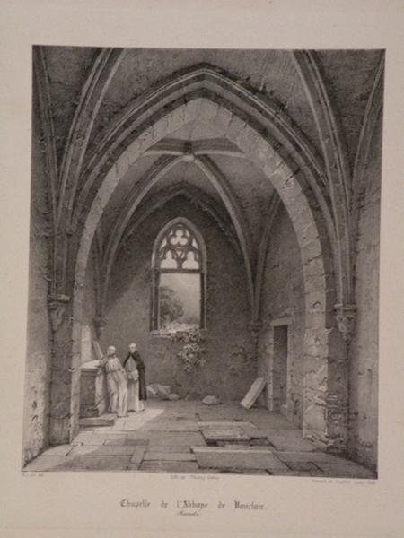 Chapelle de l'Abbaye de Vauclair_0