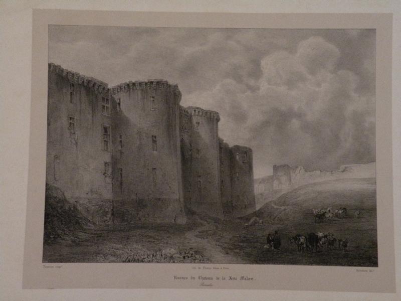 Ruines du Château de la Ferté Milon_0