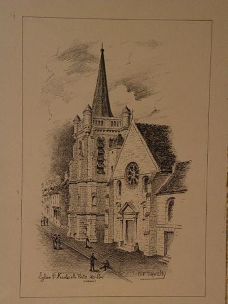 Eglise St Nicolas à La Ferté Milon_0