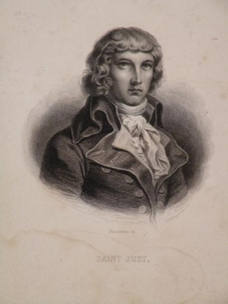 Louis Antoine Léon de Saint-Just_0