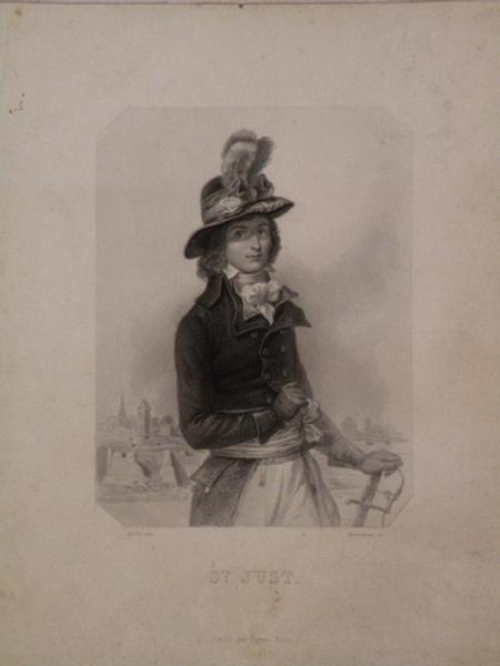 Louis Antoine Léon de Saint Just_0