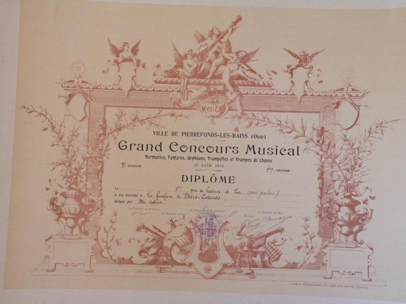 Grand Concours Musical - Prix de lecture à vue_0