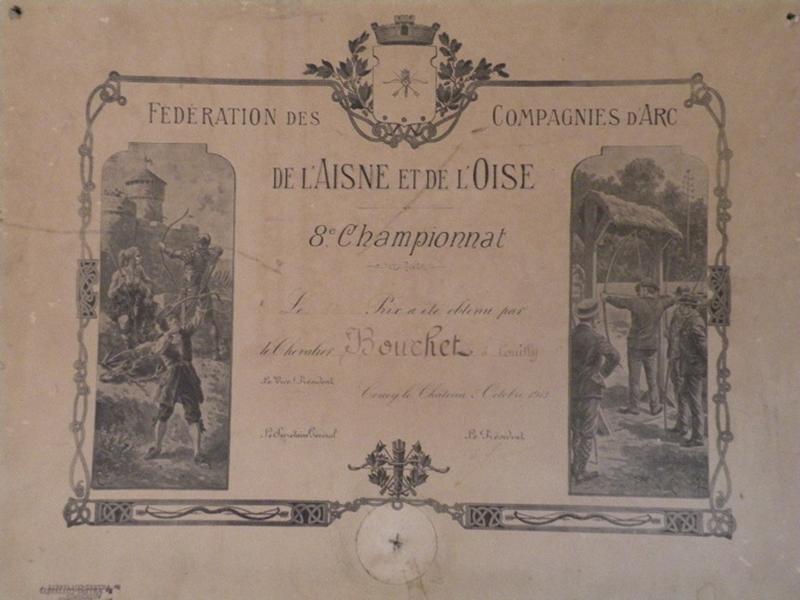 Fédération des Compagnies d'Arc de l'Aisne et de l'Oise_0