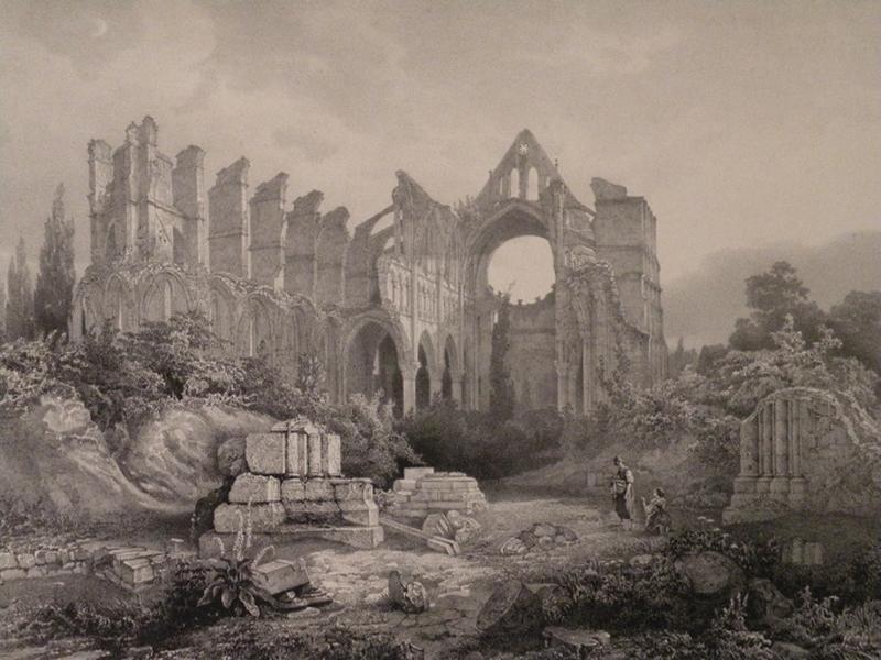 Abbaye de Longpont, Vue Générale_0