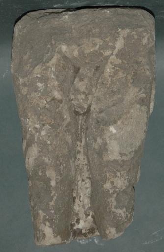 Ex-voto du temple de la forêt d'Halatte, jambes d'homme_0