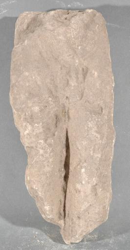 Ex-voto du temple de la forêt d'Halatte, jambes d'homme