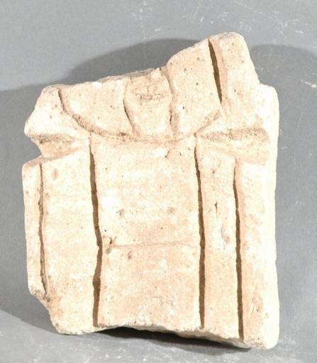 Ex-voto du temple de la forêt d'Halatte, personnage indéterminé