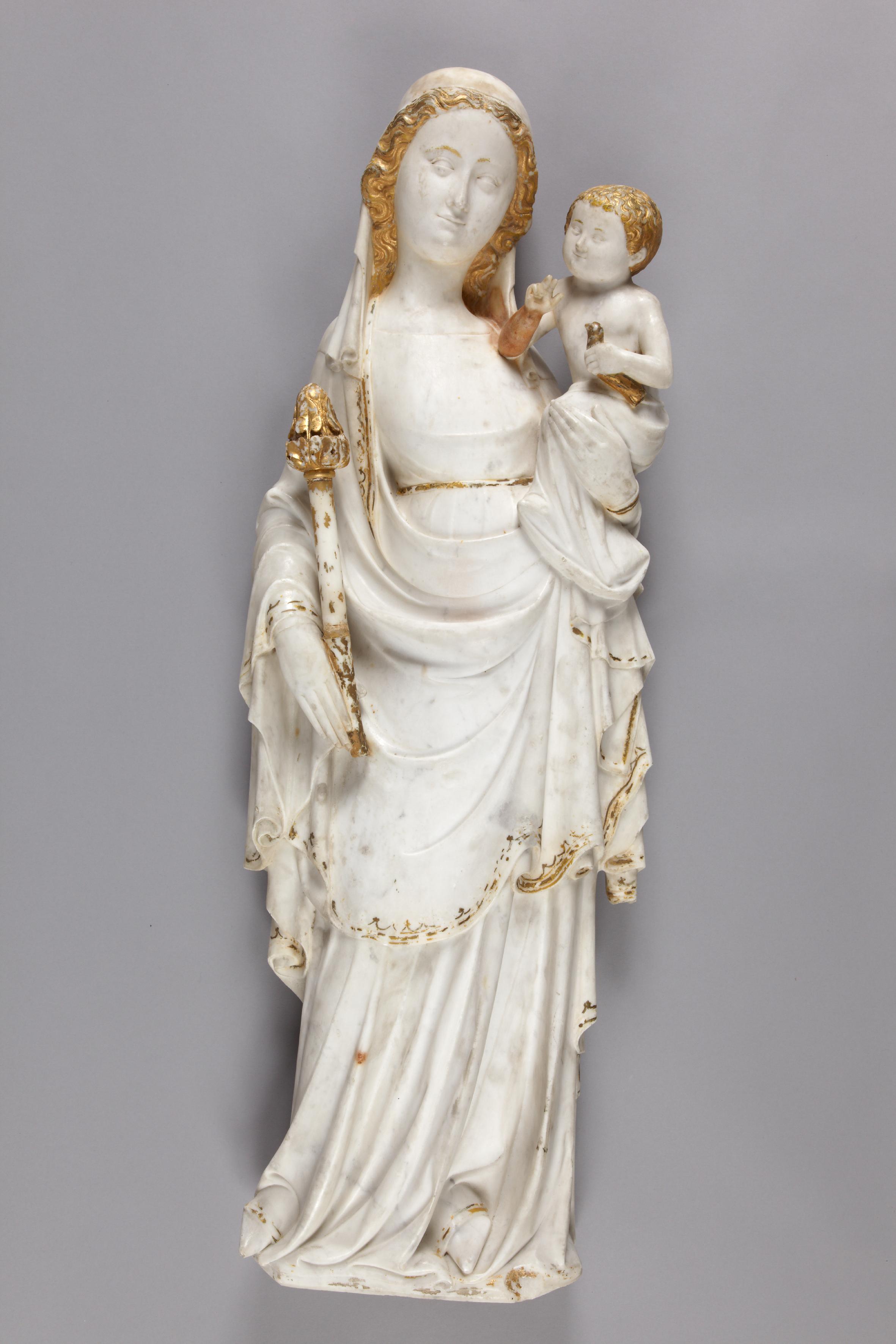 Vierge à l'Enfant, dite Vierge de la Victoire