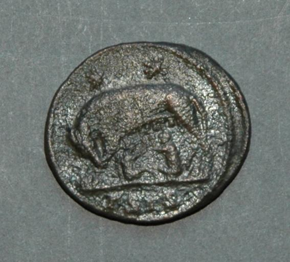 Aes de Constantin (306-337)