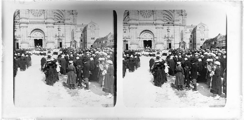 Procession sainte Anne d'Auray