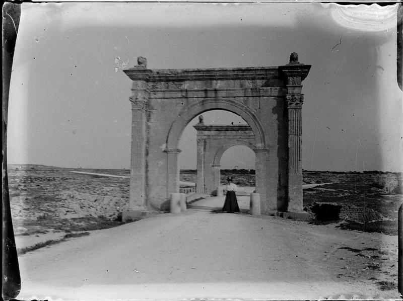 BOUZANQUET Gaston : Le pont Flavien