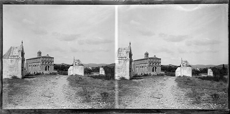 BOUZANQUET Gaston : Monastère