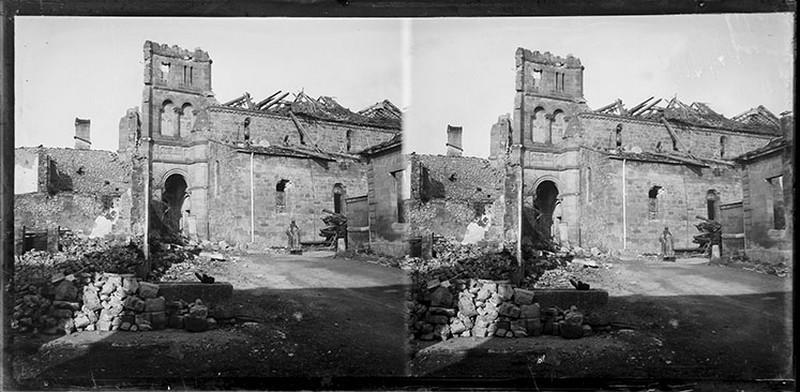 Eglise détruite_0