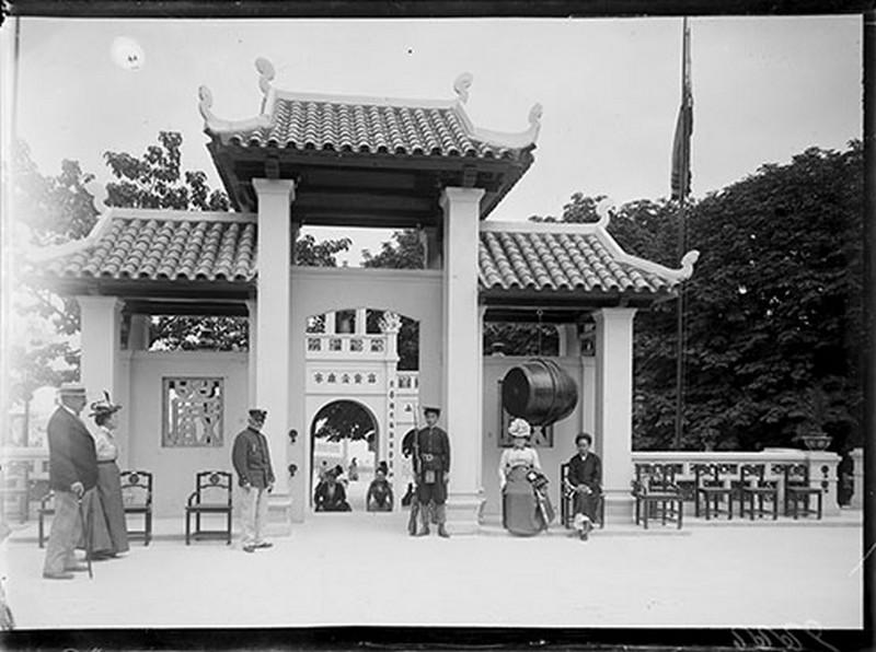 Indochine [exposition universelle 1900]