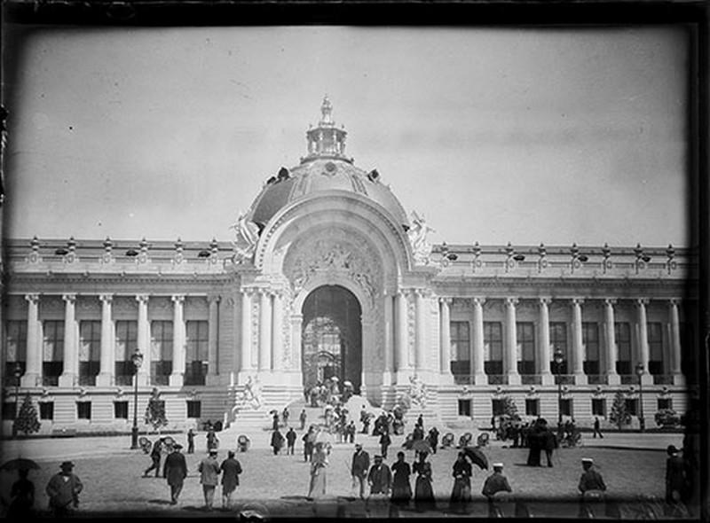 BOUZANQUET Gaston : Petit Palais [exposition universelle 1900]